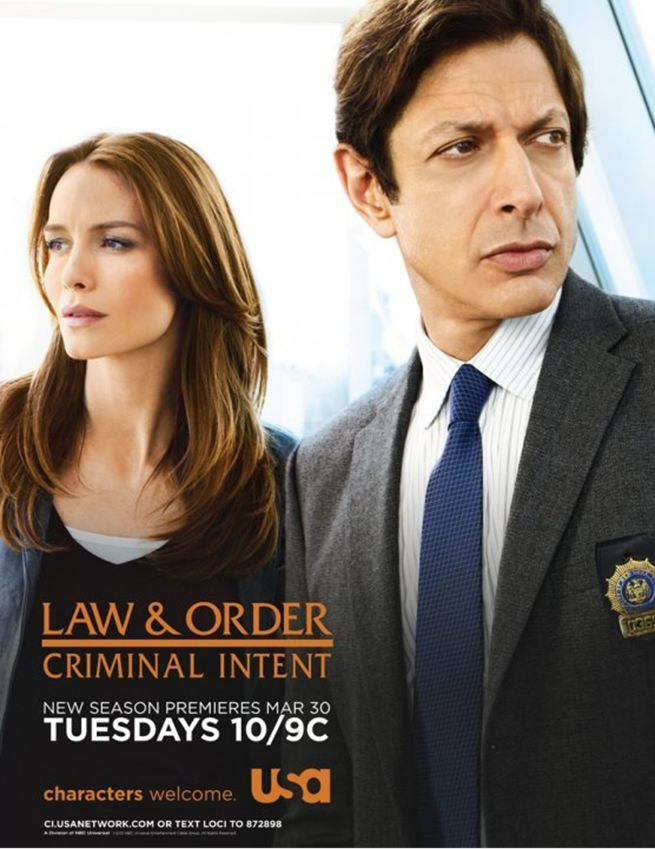 Image result for law & order- jeff goldblum pics