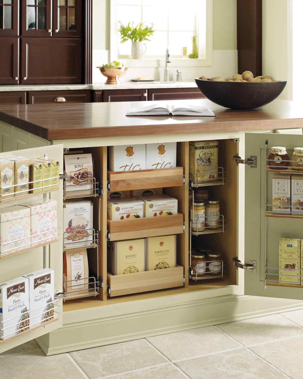 kitchen storage ideas for the chef extraordinaire home design rh pinterest com