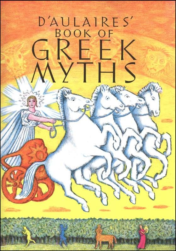 Daulaires book of greek myths borrowed from library using this daulaires book of greek myths audiobook beautifully read by paul newman sidney poitier kathleen turner and matthew broderick best listened to along fandeluxe Gallery