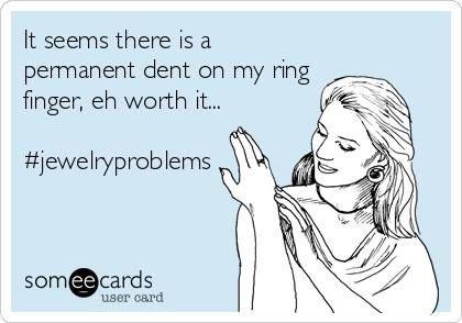 #jewelryproblems by David Klass Jewelry.