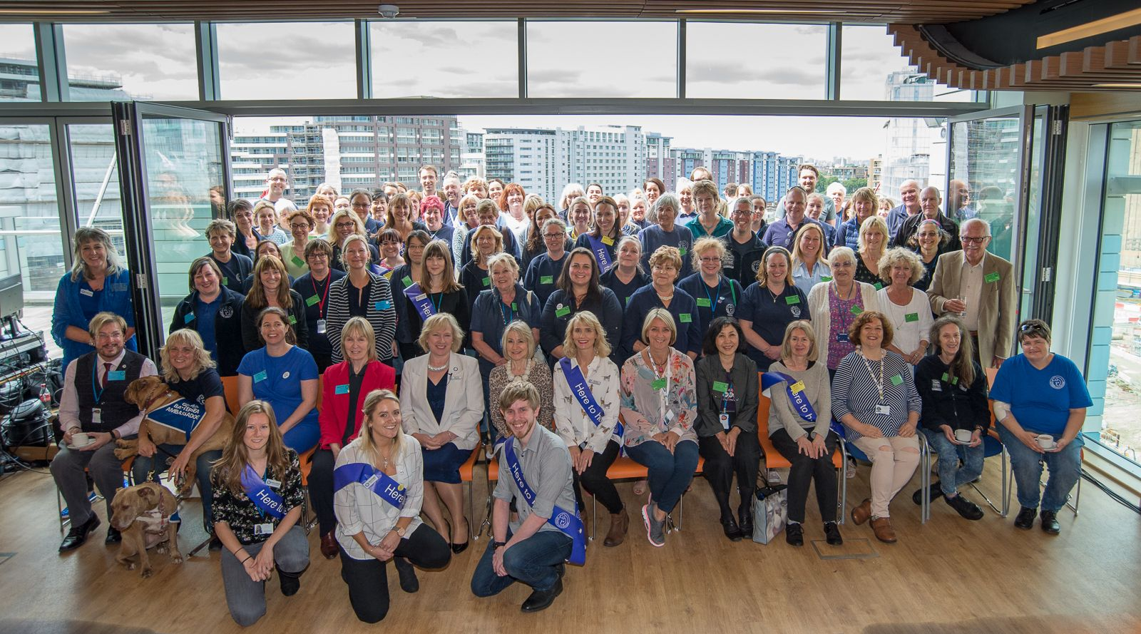 Battersea Holds First Conference For Volunteers Dogs Bdch Dogshome Dog Lovers Dog Tshirt Dogs Of The World