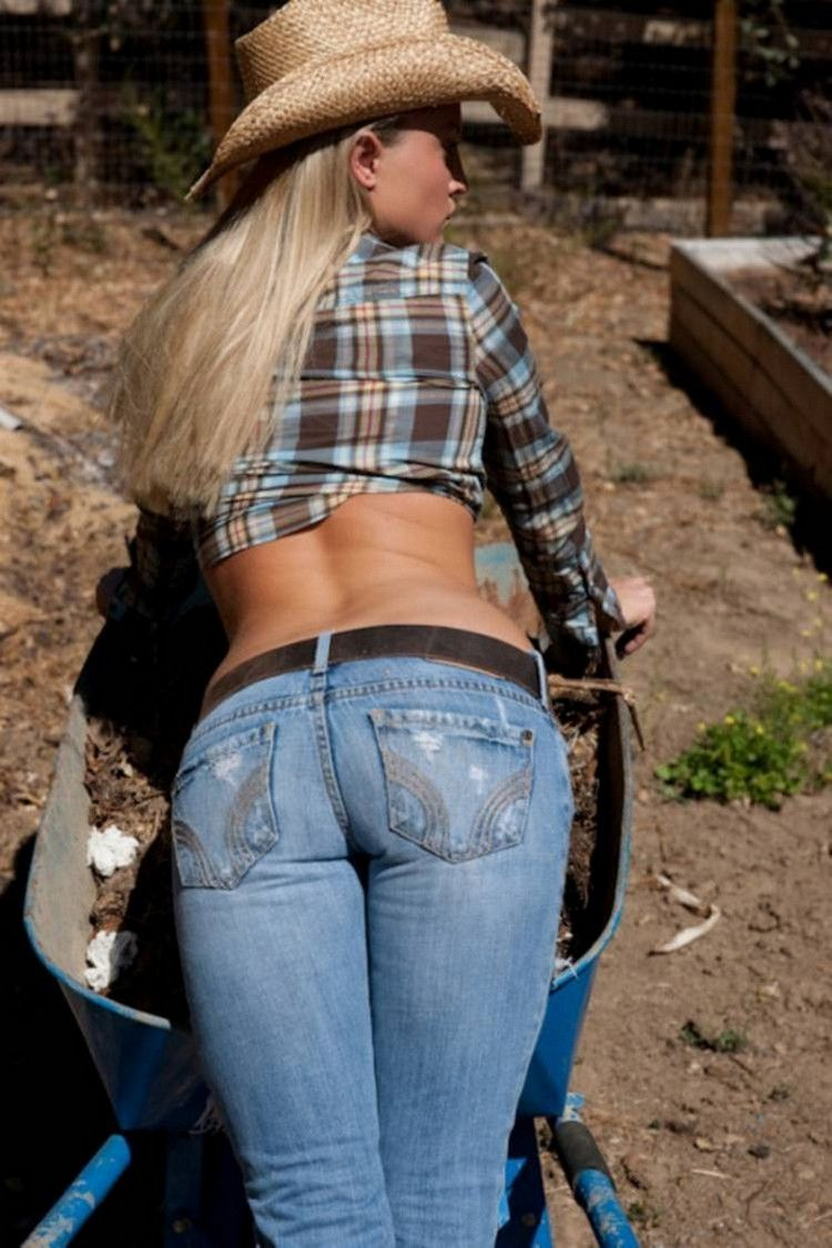 Hot cowgirl babes — photo 10