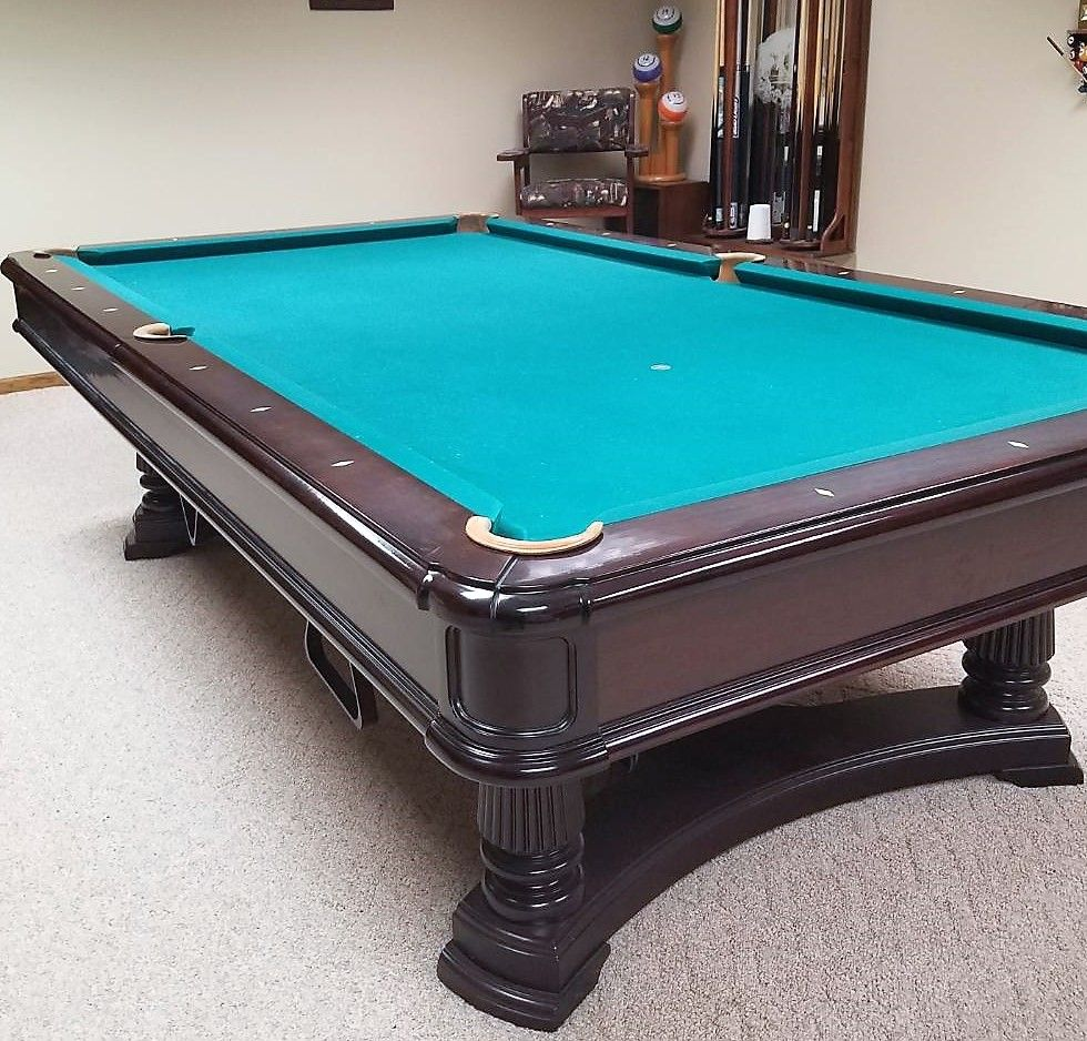 Used Brunswick Billiards Pool Table For Sale Sold Used