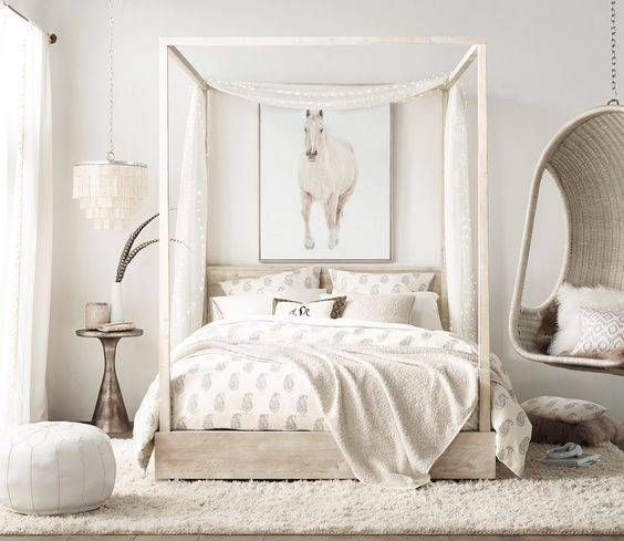 Best All White Room Ideas Off White Bedrooms All White Room White Girls Bedroom