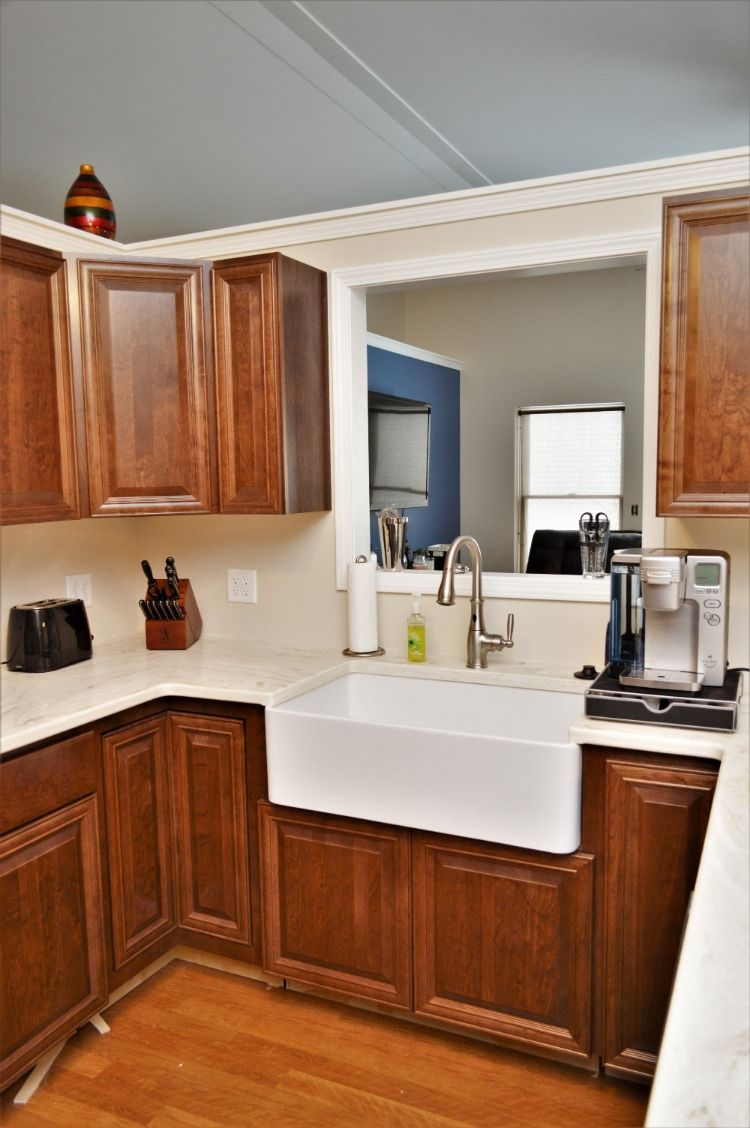 Cabinet Brand: Kountry Wood Products Wood Species: Cherry ...
