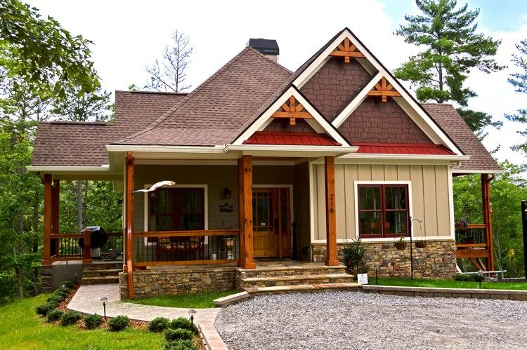 Rustic House Plans Our 10 Most Popular Rustic Home Plans Rustic House Plans Small Lake Houses Porch House Plans