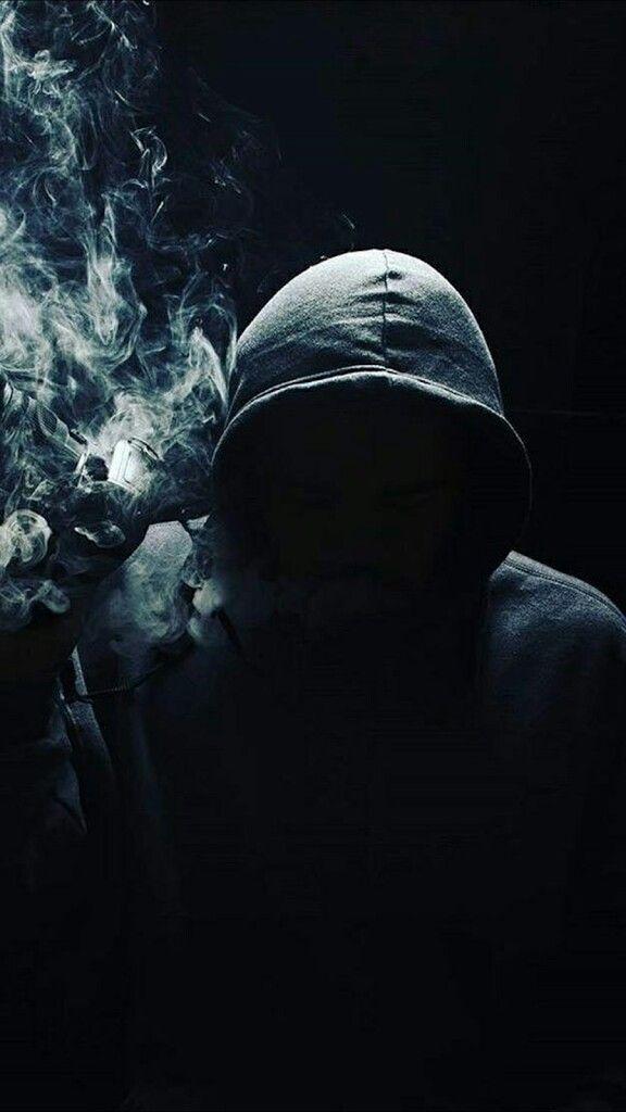 Alone In Dark Smoke Art Dark Wallpaper Dark Photography