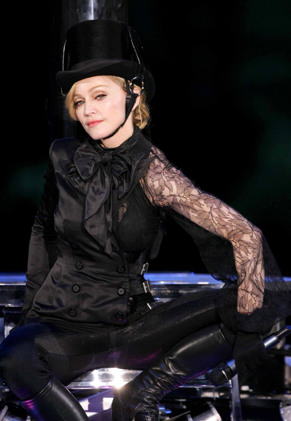 Madonna on the Confessions Tou...