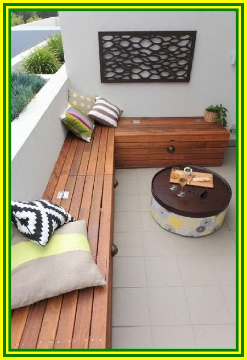 117 Reference Of Balcony Seating Ideas Horizontal In 2020 Apartment Balcony Decorating Apartment Balconies Small Patio Decor