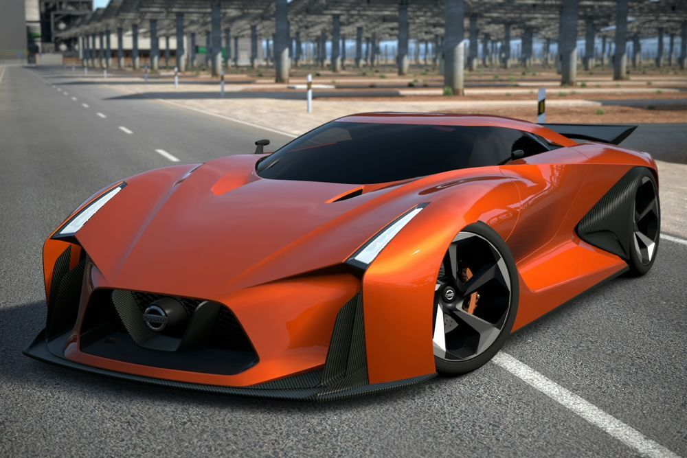 Nissan Concept 2020 Vision Gran Turismo Sports Cars Super Cars Super Luxury Cars