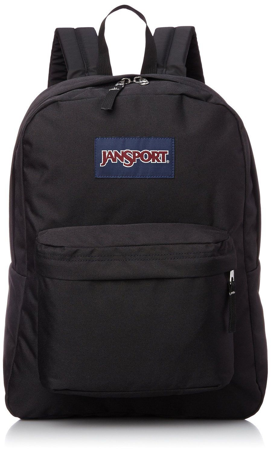 7fbe29f9eda Jansport Superbreak Backpack (Black). Capacity  1550 cu in   25 L ...