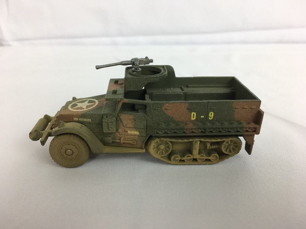 CORGI D Day 60th Anniversary Series M3 HALF TRACK US Army D