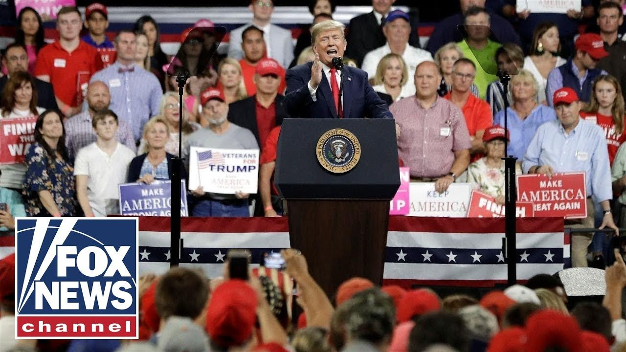 Watch Live Trump Holds Maga Rally In Indiana Voterepublican