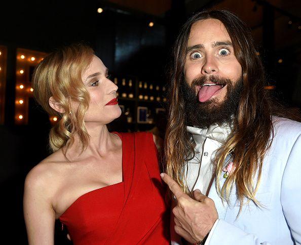 Oscars 2015 Diane Kruger Celebrities Jared Leto Oscar