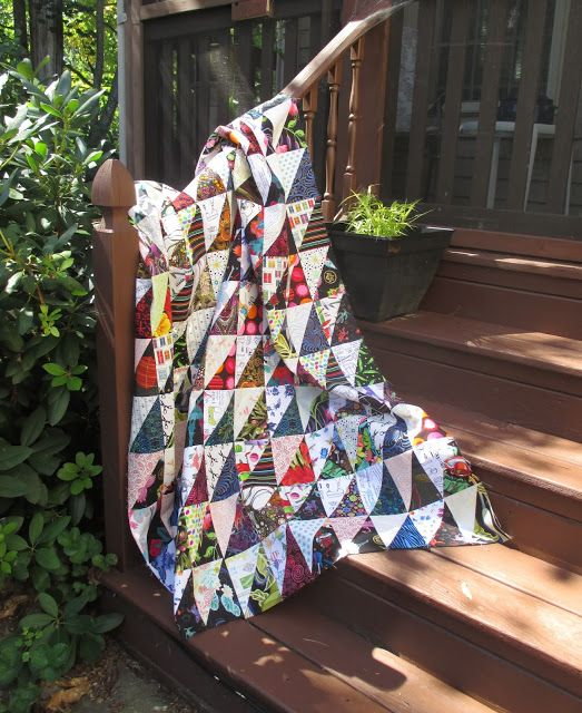The Patchery Menagerie: Triangle Dance is a Flimsy!