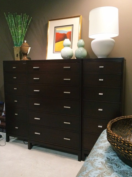 Stickley can make your bedroom look neat and tidy, you can