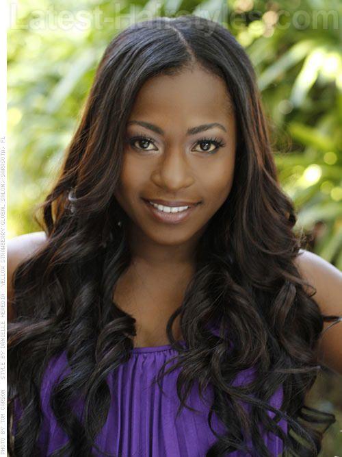 Awesome 1000 Images About Long Blonde Hair On Pinterest Bombshells Short Hairstyles For Black Women Fulllsitofus