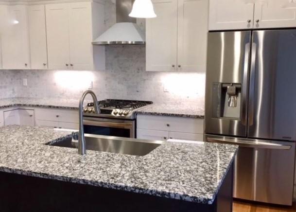 Quot Gran Perla Granite Quot Kitchen And Bath Counter Tops
