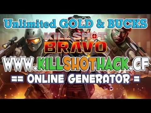 Kill Shot Bravo Hack/Cheats Working 100 Get Unlimited