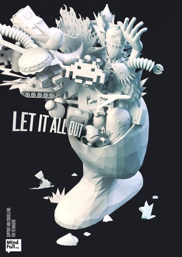 MindFull: Let it all out, 3