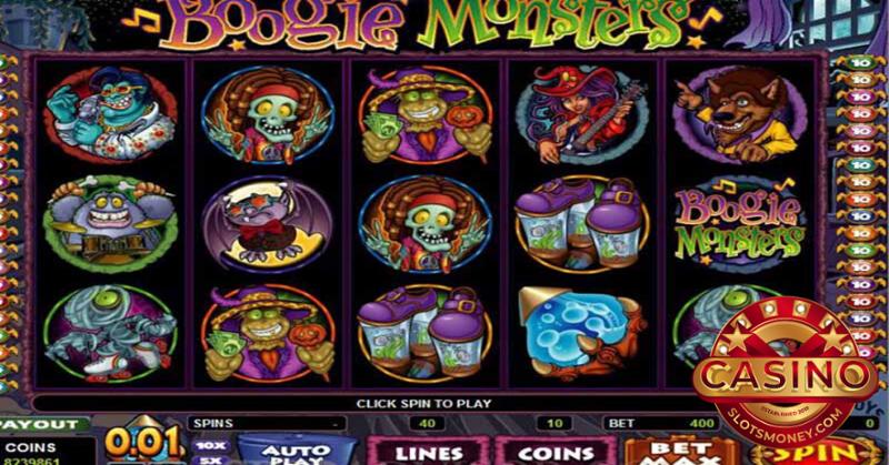 Seasons Slot Machine No Download