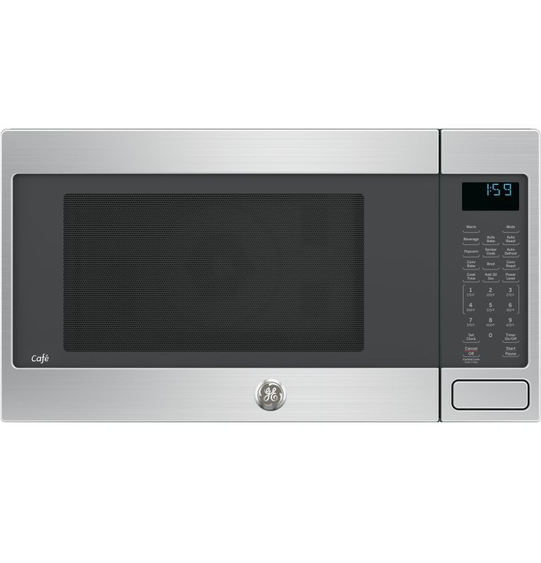 Ge Ceb1599sj 22 Inch Wide 1 5 Cu Ft Convection Countertop