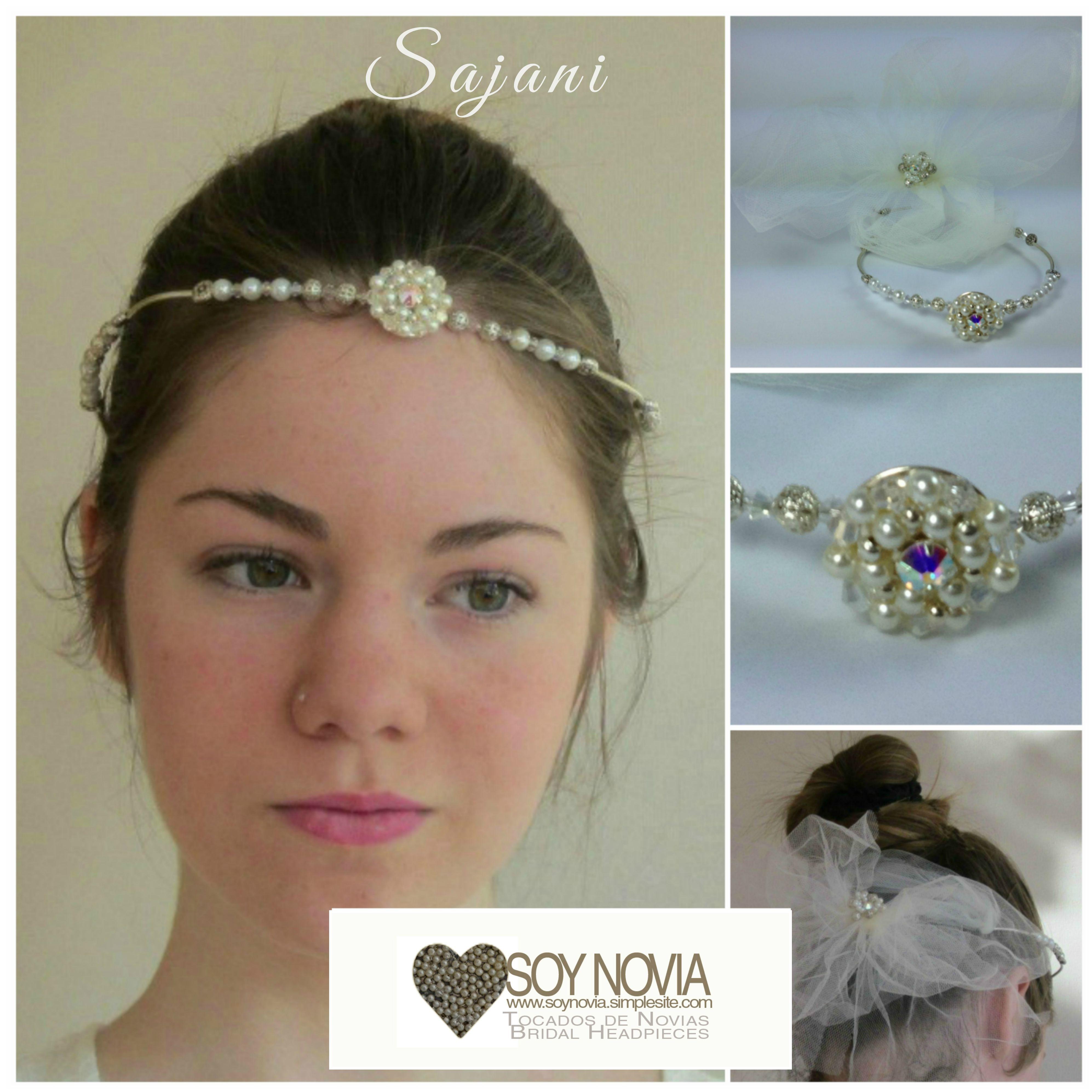 Tocados de Novias / Bridal Headpieces