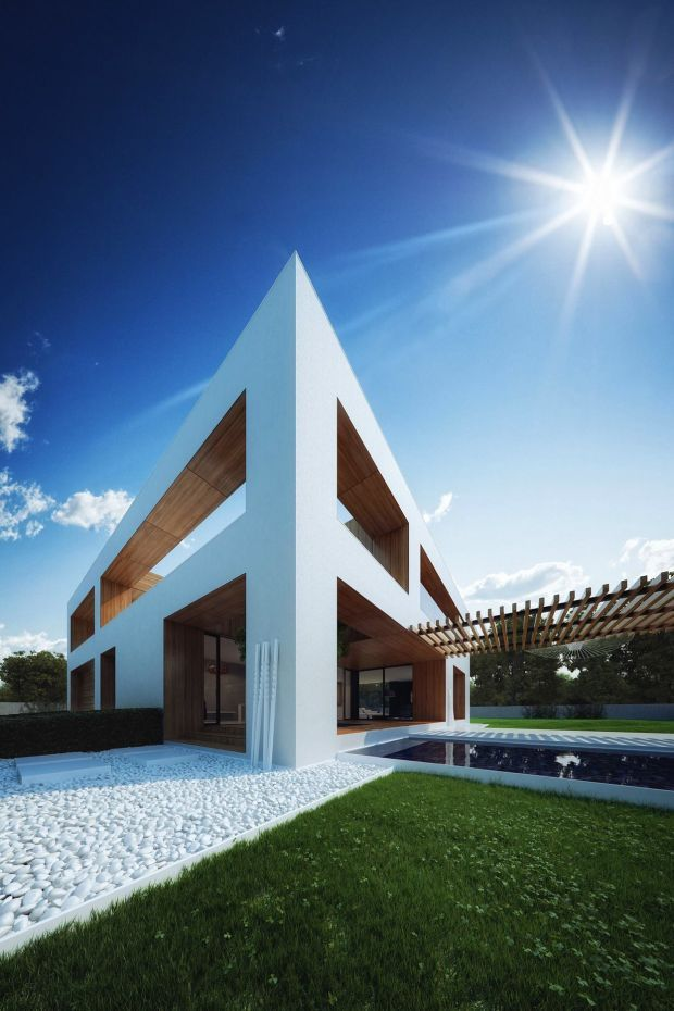 Modern Architecture Examples 50 examples of stunning houses & architecture | house