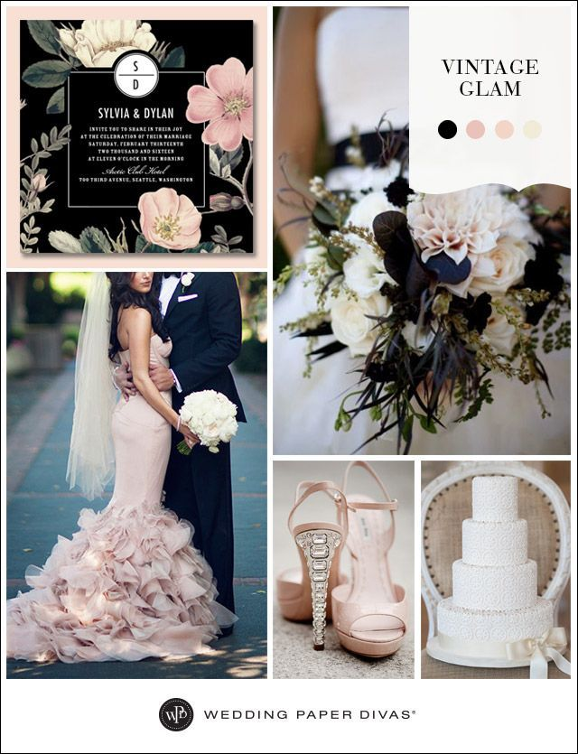 Pink And Black Wedding Ideas Pink Pinkwedding Pinkweddingtheme