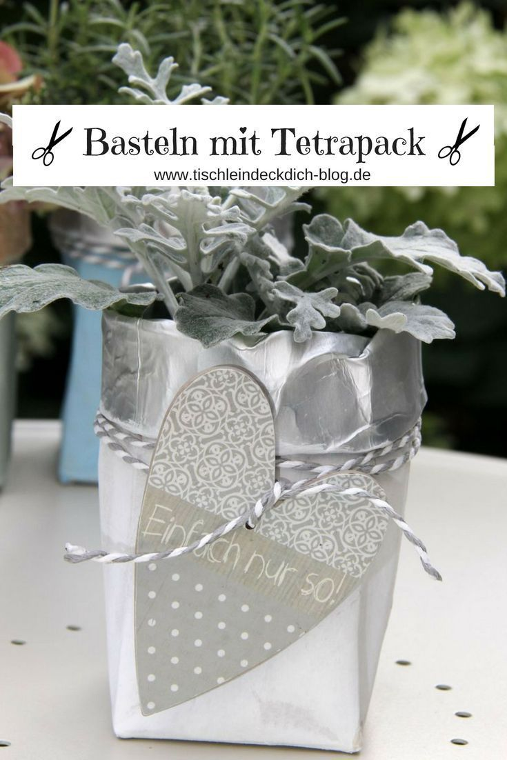 This is fix No. 14 - Tetrapack upcycling with milk cartons - cover yourself#cartons #cover #fix #milk #tetrapack #upcycling