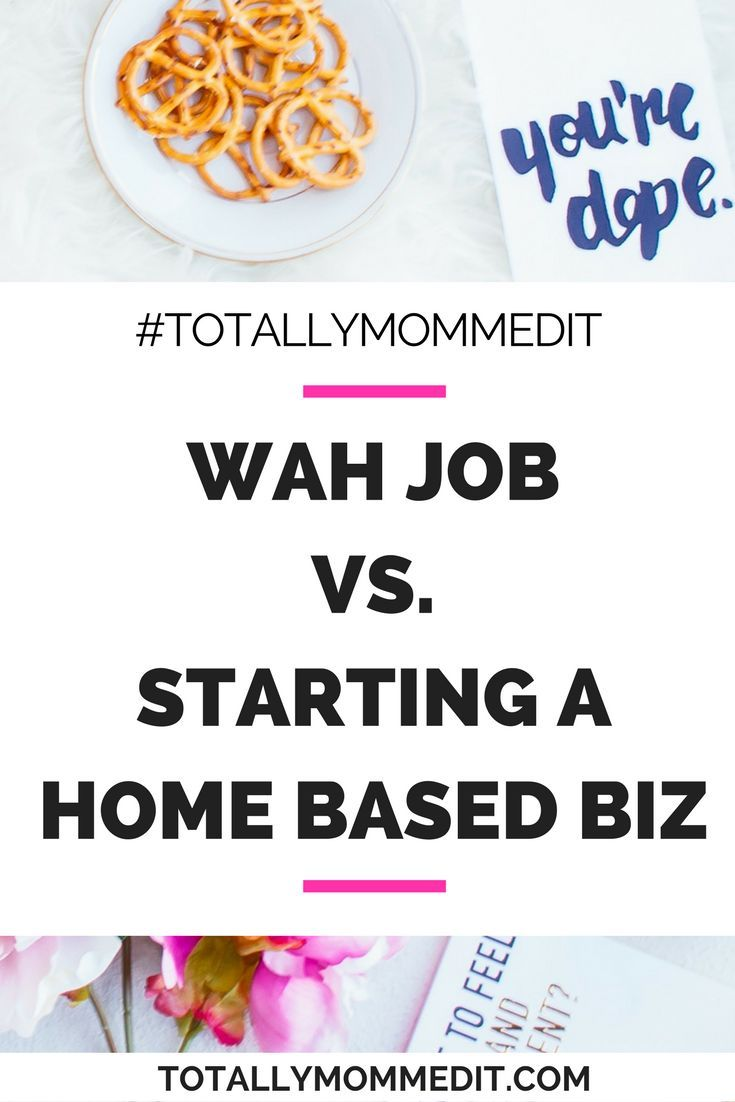 8 Seriously Simple Questions to Decide On a WAH Job or Home Based Biz