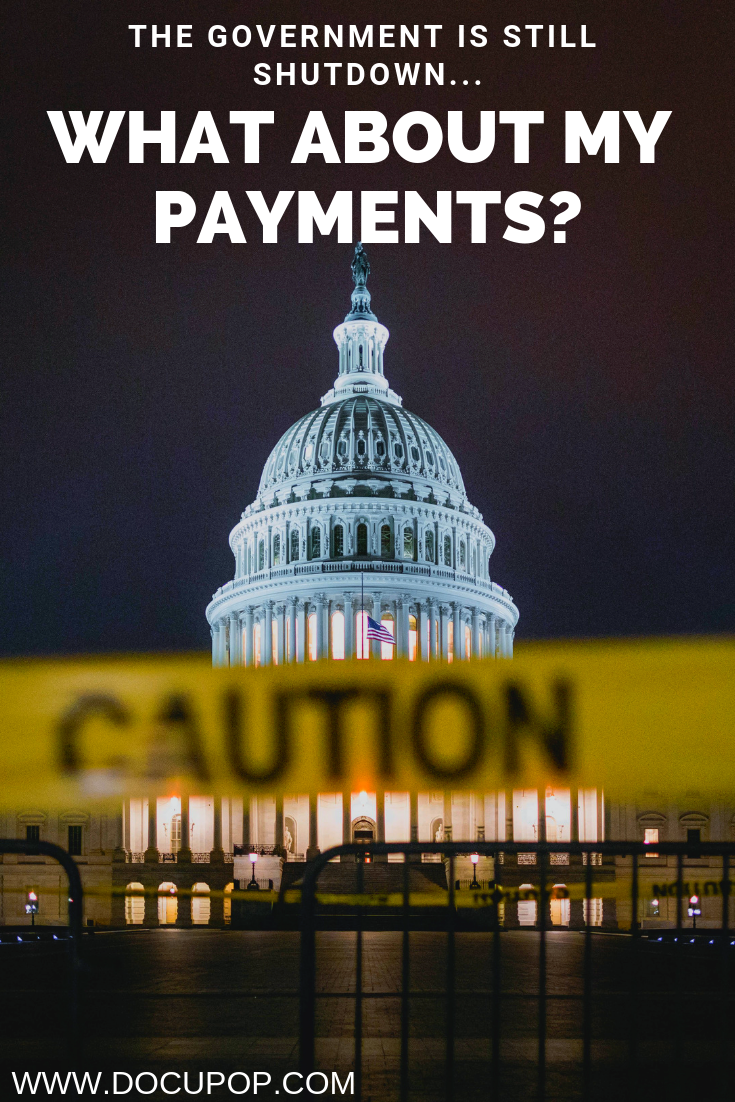 How To Handle Student Loan Payments During A Government Shutdown Student Loan Payment Student Loans Government Shutdown