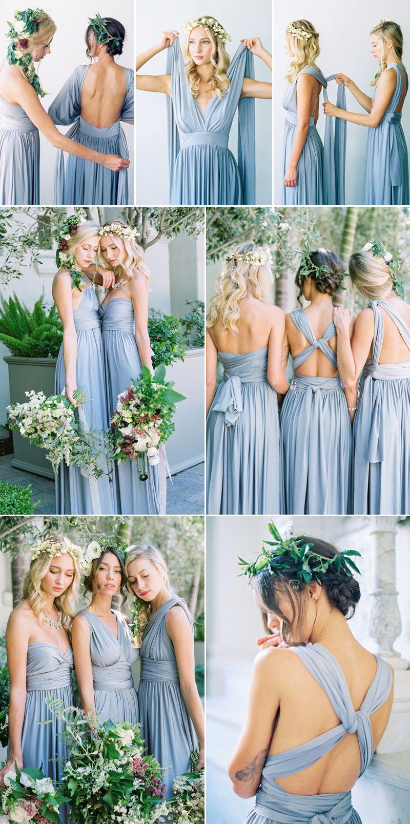 28 super stylish convertible twist wrap bridesmaid dresses your 28 super stylish convertible twist wrap bridesmaid dresses your girls will love ombrellifo Gallery