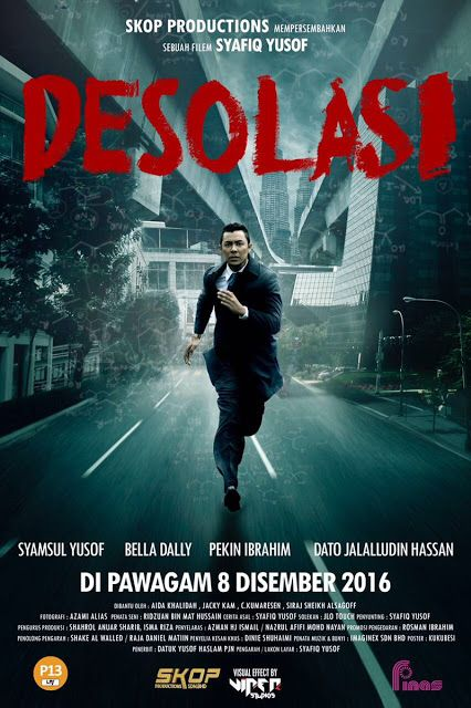 J B Blogspot Barisan Pelakon Dan Poster Filem Desolasi Drama Maya Sutradara