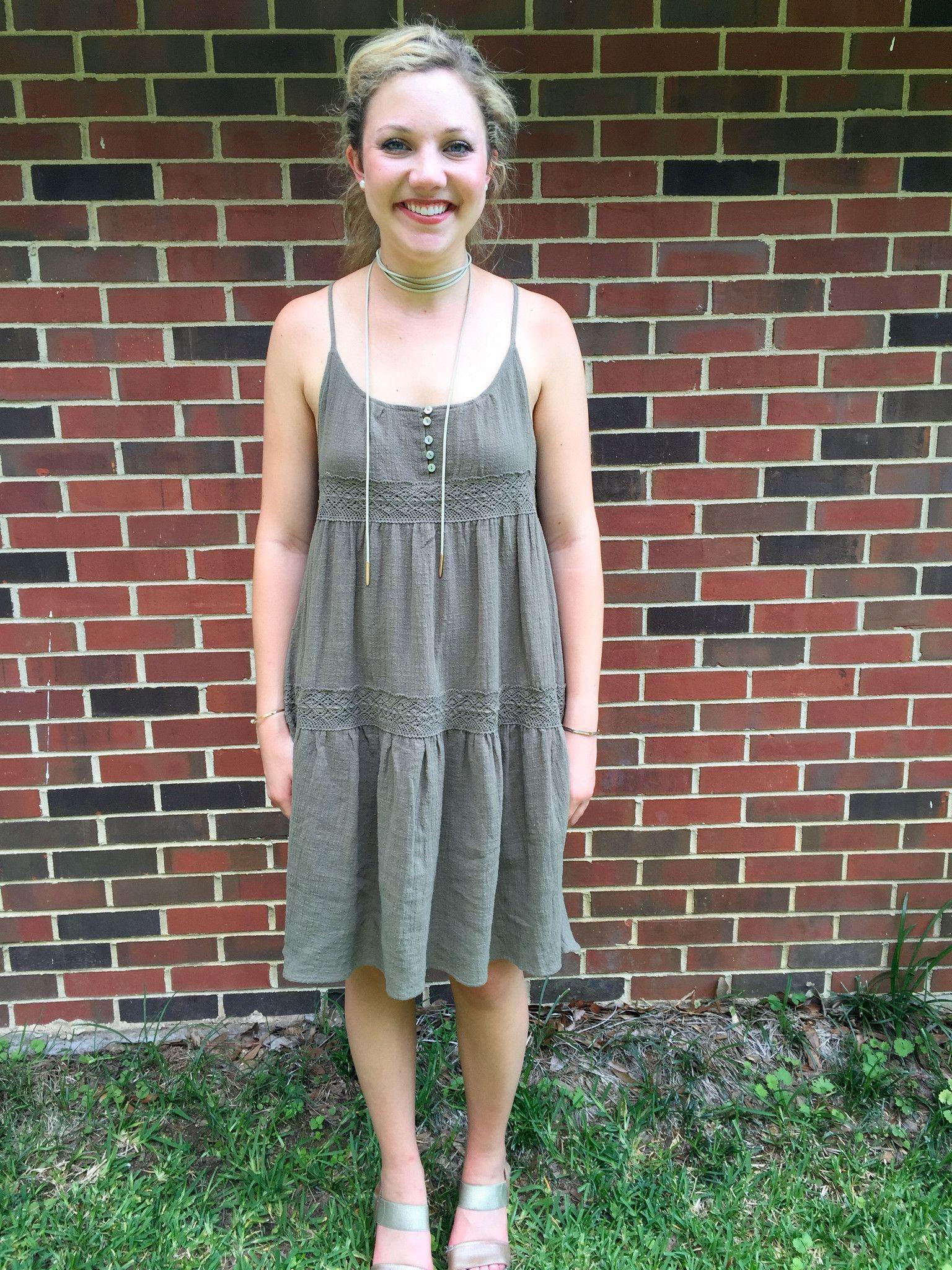 Simple Days Dress