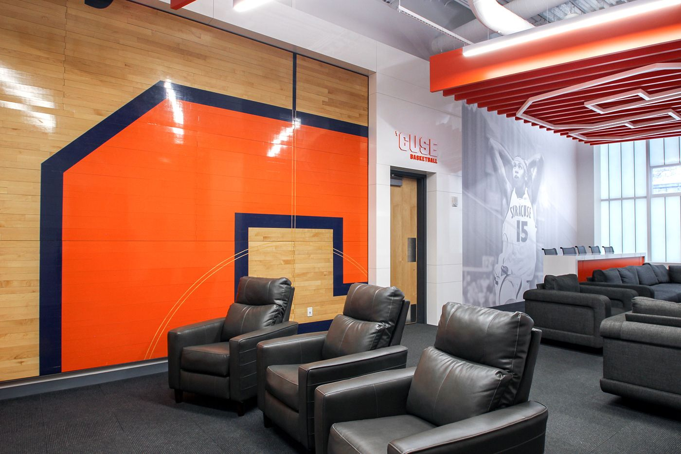 Behance For You Syracuse University Lounge Conference Design