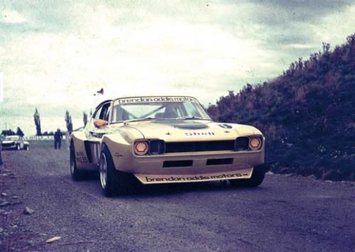 Ford Capri MK1 V8 Racing