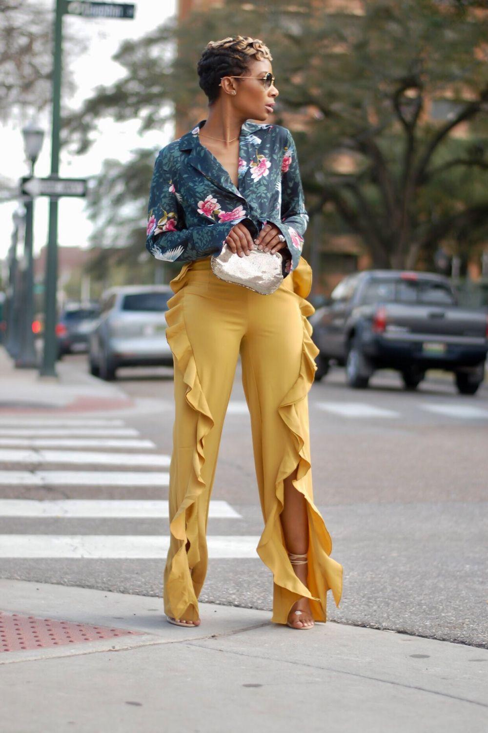 659a9722d It's GOLDEN ✨ | Diva Básico Chic | Spring 2018 fashion trends ...