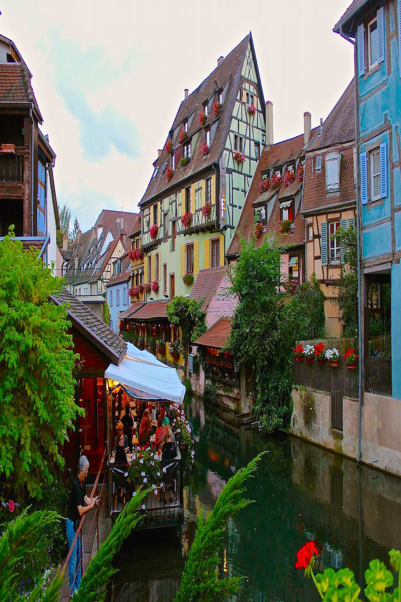 12 Sites To See In Colmar France Venice And France