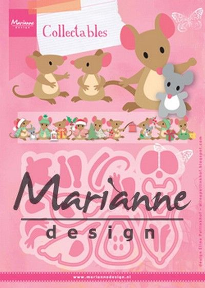 Image result for Marianne Design collectables mouse
