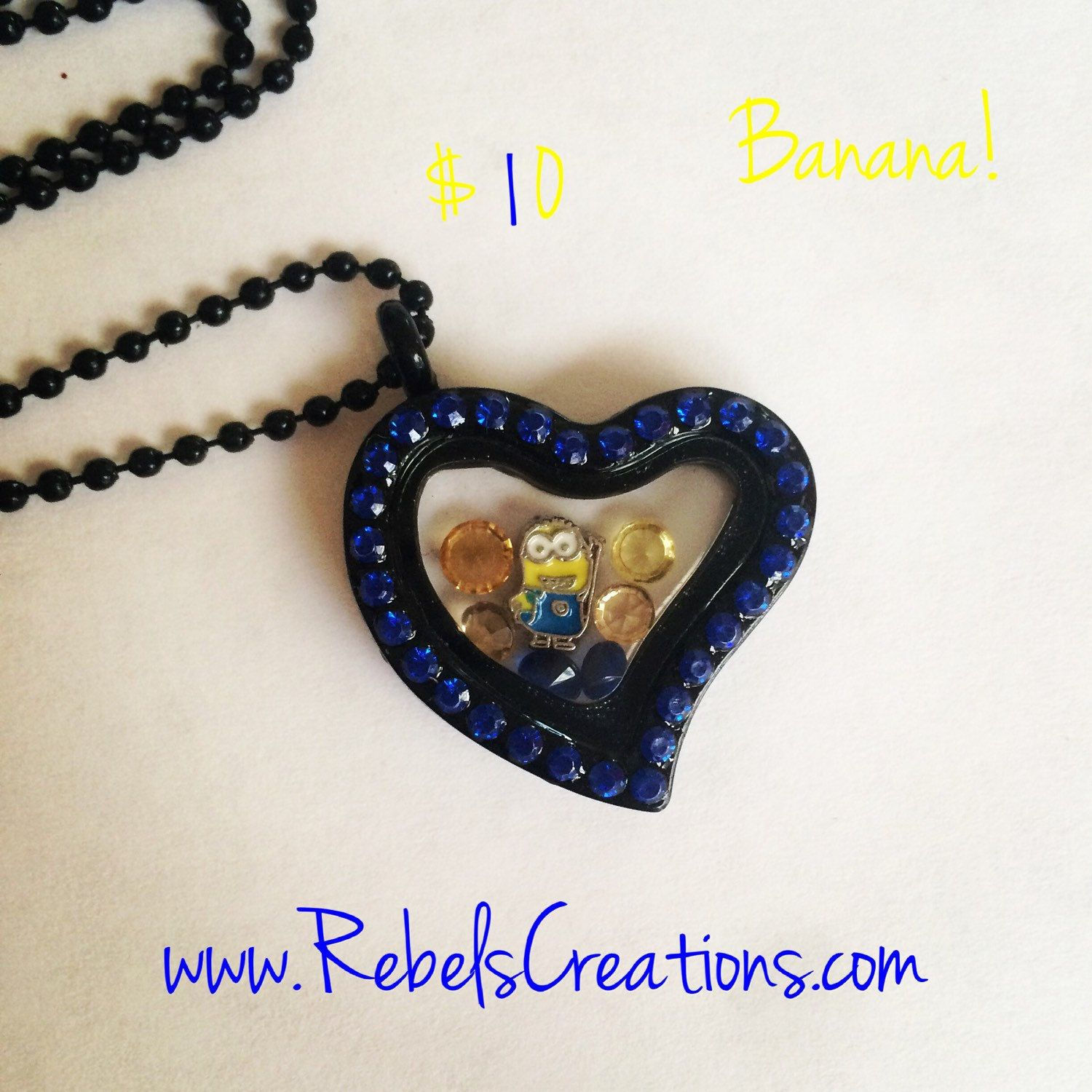 Our newest locket in the shop get it before itus gone