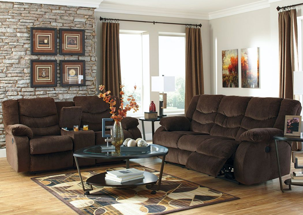 Regal House Furniture Outlet New Bedford Ma Garek Cocoa Reclining Sofa Loveseat