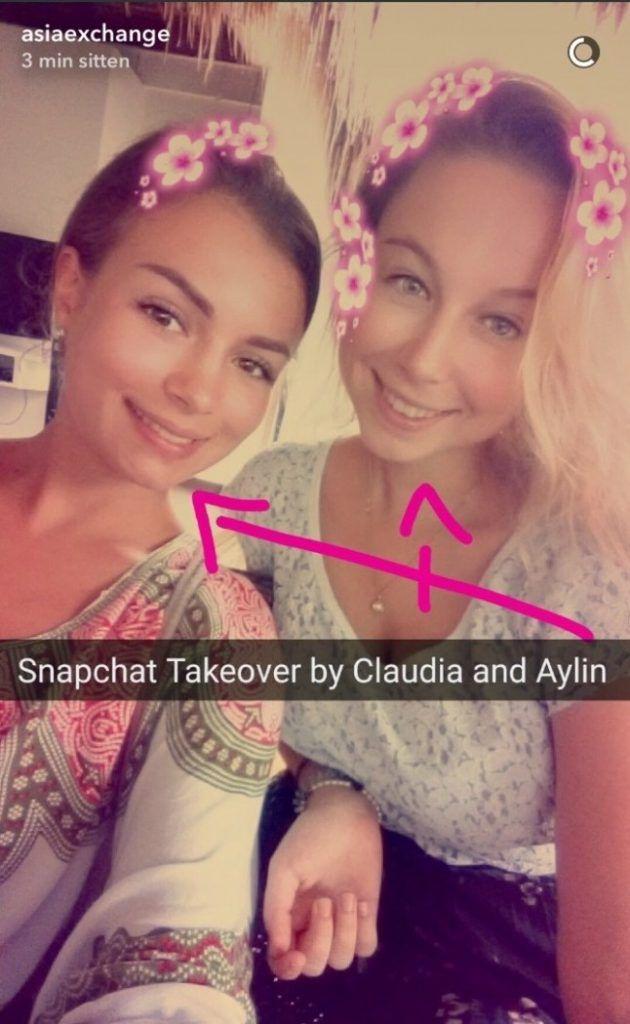 Snapchat Takeover - Aylin and Claudia, Bali   Bali