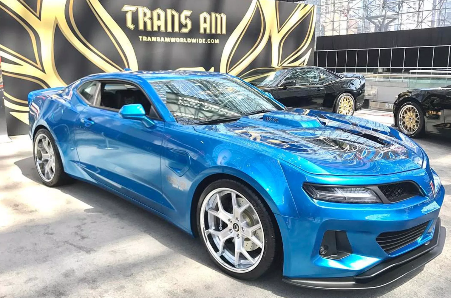2020 Pontiac Firebird Model