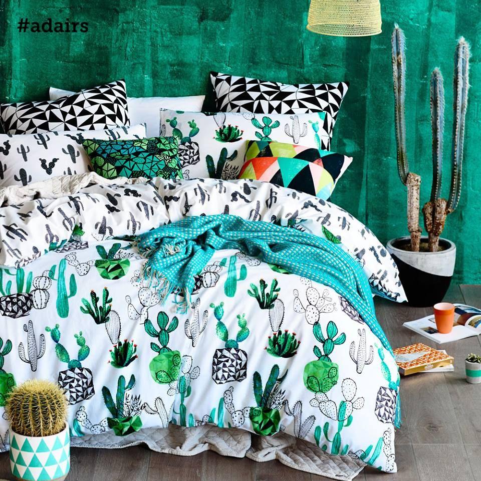 Adairs Cactus Home Republic Home Bedroom Decor