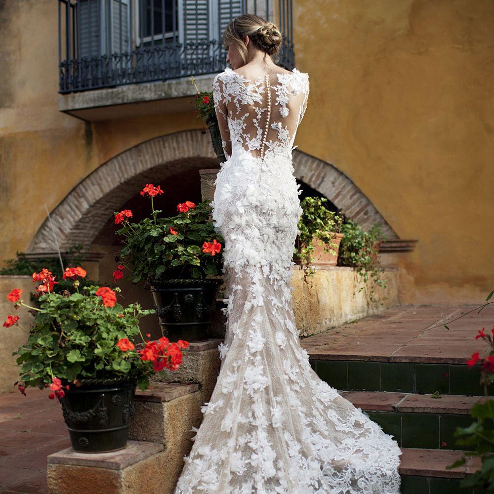 Pronovias Capricornio, $6,500 Size: 10 | Used Wedding Dresses ...