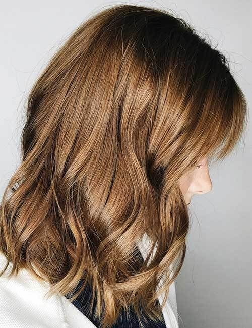 27 Best Light Brown Hair Color Ideas For 2018 Light Chocolate