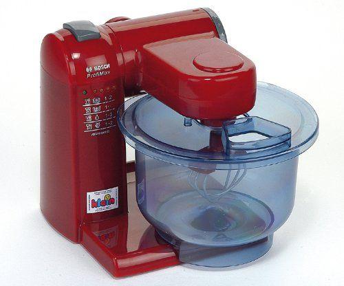 Amazon küchenmaschine ~ Theo klein bosch küchenmaschine rot grau theo klein