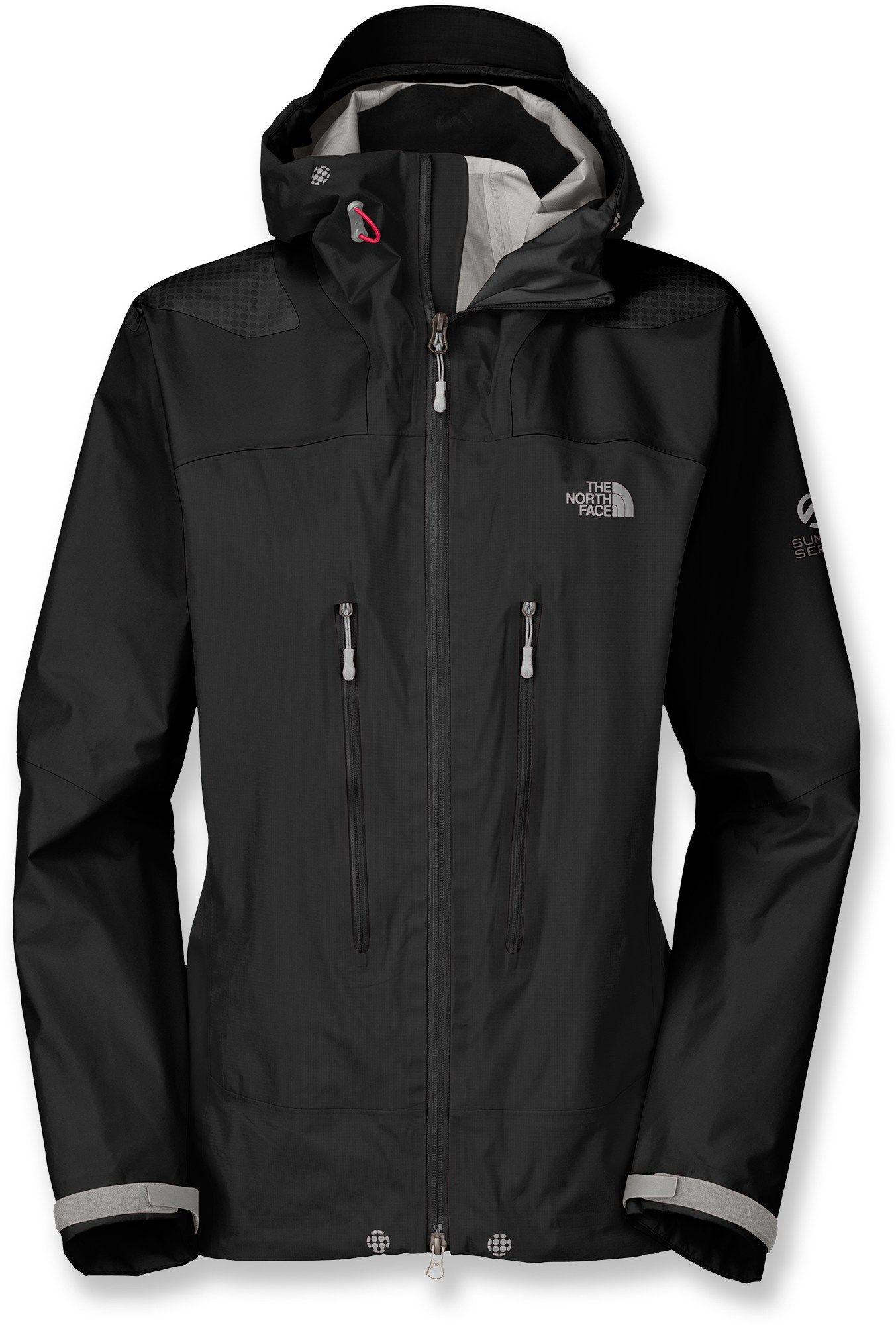 The North Face Meru Gore Jacket Women S Free Shipping At Rei Com Jackets North Face Women Jackets For Women [ 2000 x 1353 Pixel ]