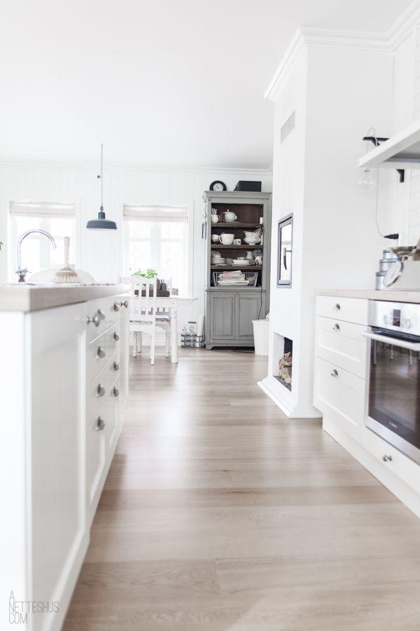 Gray cupboard